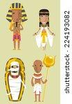 Egypt Egyptian People Pharaoh...
