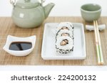 Place Setting For Japanese Mea...