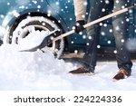 Transportation  Winter  People...