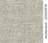 gray natural linen texture... | Shutterstock . vector #224323978