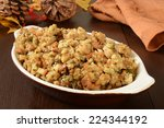 a small casserole dish of... | Shutterstock . vector #224344192