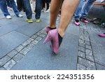 serbia  belgrade   october 18 ...   Shutterstock . vector #224351356