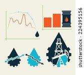 oil industry elements and...