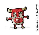 man in mask | Shutterstock .eps vector #224483782