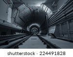 Underground Tunnel For The...