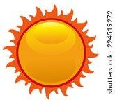 sun | Shutterstock .eps vector #224519272