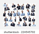 businessman photos collection | Shutterstock . vector #224545702
