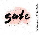 Sale Calligraphy  Handwritten...