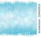 winter background | Shutterstock .eps vector #224635015