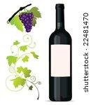 set of vine elements   Shutterstock .eps vector #22481470