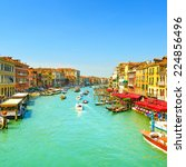 venice grand canal or canal...