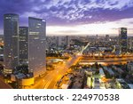 Tel Aviv City   View Of Tel...