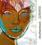 eye 2 | Shutterstock . vector #2250453