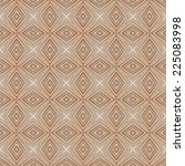 brown seamless background... | Shutterstock . vector #225083998