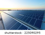 power plant using renewable... | Shutterstock . vector #225090295
