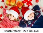 Portrait Of Happy Children With ...