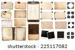 Vintage Paper Sheets  Book  Old ...