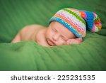 sleeping kid | Shutterstock . vector #225231535