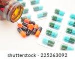 drug antibiotic.   Shutterstock . vector #225263092
