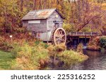 Autumn At The Old Mill ...