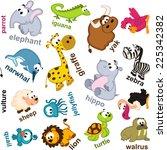 Seamless Pattern Animals  ...
