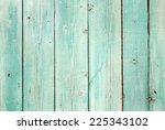 Light Green Wood Planks Vintag...