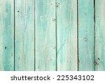 Light Green Wood Planks Vintag...