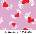 seamless valentine's heart...