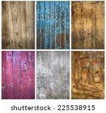 grunge backgrounds | Shutterstock . vector #225538915
