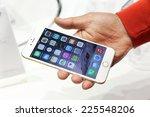 lucerne switzerland   october... | Shutterstock . vector #225548206
