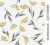 seamless vector pattern with... | Shutterstock .eps vector #225720085