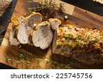 Small photo of Homemade Hot Pork Tenderloin with Herbs and Spices