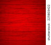 red wood background   vector | Shutterstock .eps vector #225803422