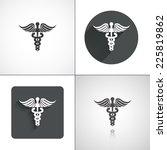Medical Icons. Set Elements Fo...