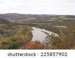 Susquehanna River In The Fall