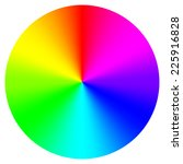 Vector Illustration Of Color...