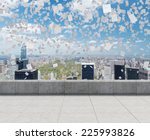 rooftop at the central park... | Shutterstock . vector #225993826