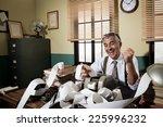 Cheerful Vintage Accountant...