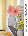 sweet flowers in soft style for ... | Shutterstock . vector #226040362