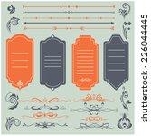 vector illustration of a...   Shutterstock .eps vector #226044445