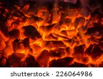 Hot Coals In The Fire
