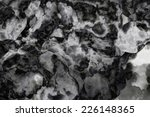black and white marble texture... | Shutterstock . vector #226148365