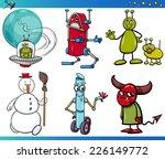 cartoon vector illustrations...