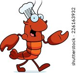 a cartoon illustration of a... | Shutterstock .eps vector #226163932