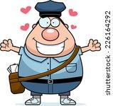a cartoon illustration of a...   Shutterstock .eps vector #226164292