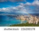 Beautiful Rainbow Over Hawaii...