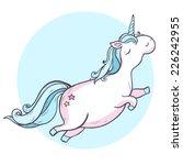 vector illustration. cartoon... | Shutterstock .eps vector #226242955