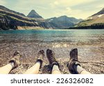 Hike In Glacier National Park ...