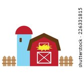 farm vector illustration | Shutterstock .eps vector #226331815