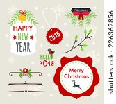 christmas greetings cards and